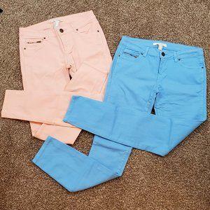 2 Pair Bundle Life In Progress Skinny Jeans